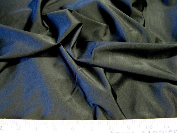 "Discount Fabric 60"" Wide Nylon Lycra Stretch Swimwear Activewear Black 916NL"