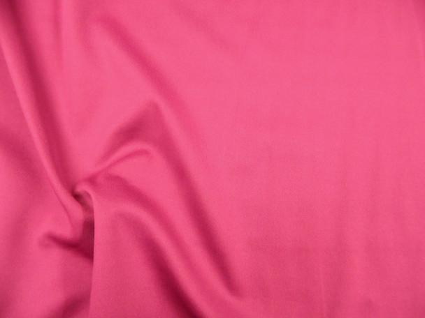 Fabric Techno Scuba Polyester Spandex 4 way Stretch Fuchsia Pink TS18