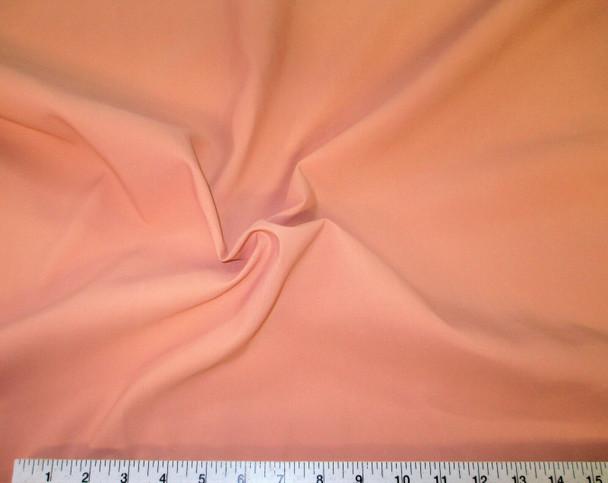 Discount Fabric 2 Ply 100% Nylon Taslan Water Repellent Dusty Peach 43KK