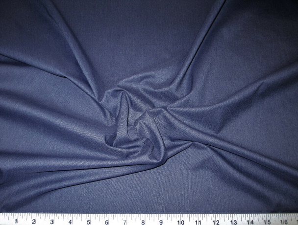 Discount Fabric 2 Ply 100% Nylon Taslan Water Repellent Slate Blue Gray 46KK