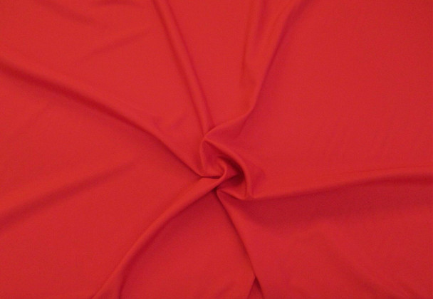 Discount Fabric 2 Ply 100% Nylon Taslan Water Repellent Red 31KK