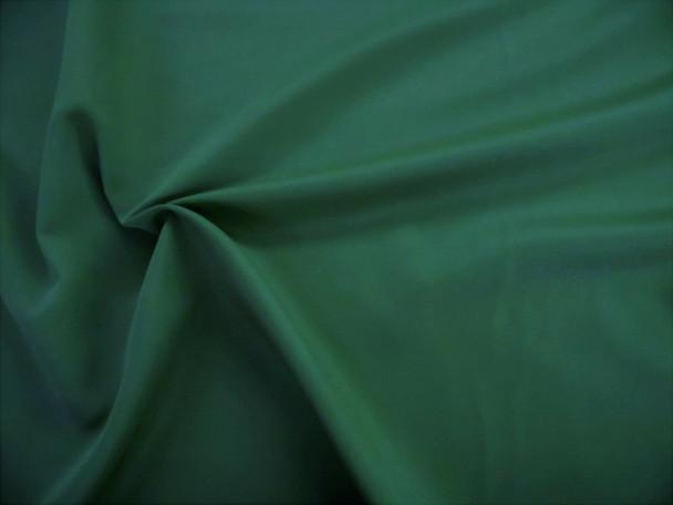 Discount Fabric 2 Ply 100% Nylon Taslan Water Repellent Pine Green 36KK