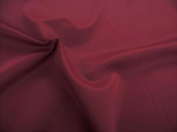 Discount Fabric 2 Ply 100% Nylon Taslan Water Repellent Burgundy 37KK