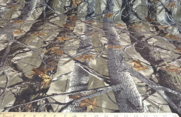 Discount Fabric True Timber XD3 Camouflage Twill 10CA