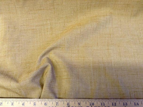 Discount Fabric Linen Blend Upholstery Drapery Mottled Brown 09DR