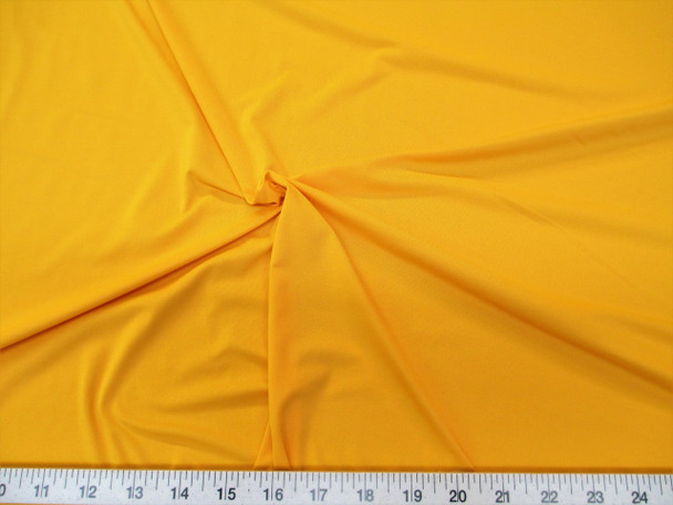 "Discount 60"" Wide Nylon Lycra 4-Way Stretch  Yellow 906NL"