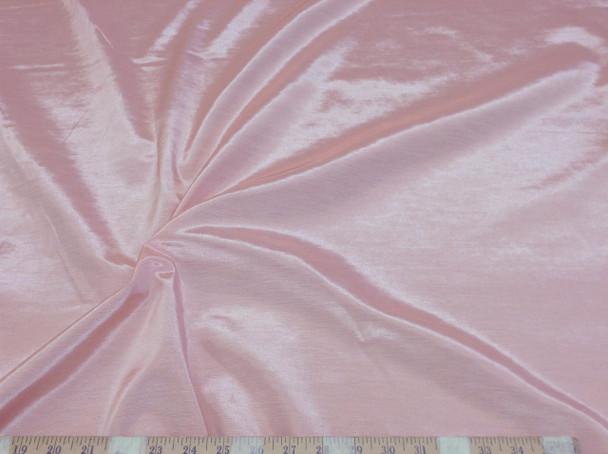 Discount Fabric BENGALINE Faille Solid Pink 132Ben