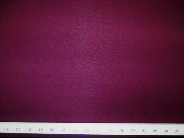 Discount Fabric Polyester Lycra Spandex 4 way Super Stretch Burgundy 993LY