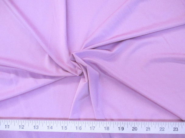 Discount Fabric Light Weight Lycra Spandex 4 way stretch Lilac Purple 702LY