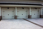 Colonial Cape Cod Decorative Garage Door Kit