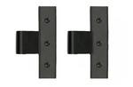 Stainless Lag Pintle & Center Hinge Set (3 Pair)