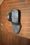 Bronze catch for the 50-420 bronze lockable gate latch