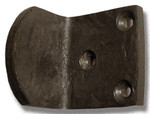 """Dark Bronze 5"""" Ornate Plate with Lever Latch (Build Your Own Package)"""