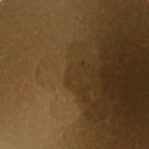 """1-1/2"""" Distressed Square Iron Clavos Nail - Brown Rust"""