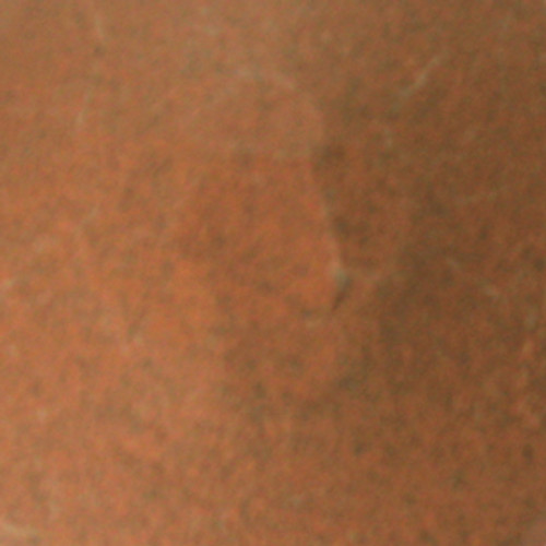 "1-1/2"" Distressed Square Iron Clavos Nail - Red Rust"
