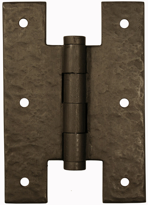 "Dark Bronze Heavy Duty ""H"" Hinge"