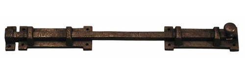 "Dark Bronze 14"" Slide Bolt"
