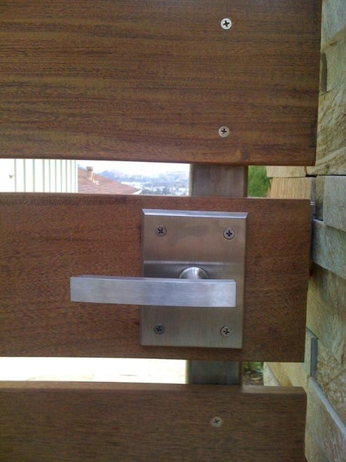 Alta Stainless Steel Gate Latch