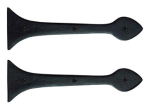 "11"" Aspen Decorative Hinge Fronts (Pair )"