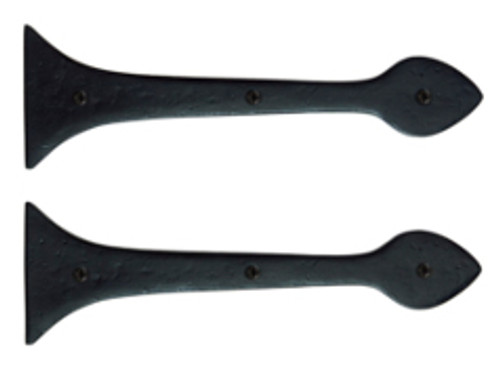 "14"" Aspen Decorative Hinge Fronts (Pair )"
