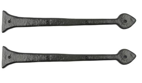 "19"" Aspen Decorative Hinge Fronts - Pair"