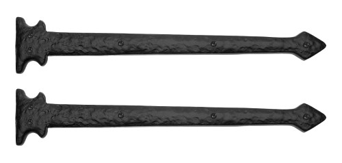 "19"" Colonial Hinge Front (Pair)"