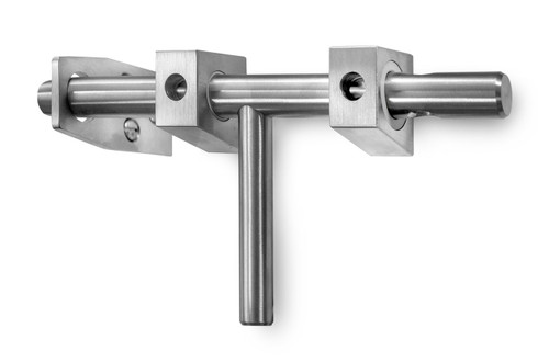 Marine Grade Stainless Steel Modern Lockable Slide Bolt