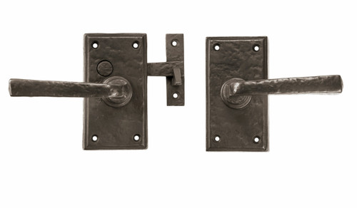 Dark Bronze Contemporary Case Latch (Build Your Own Package)