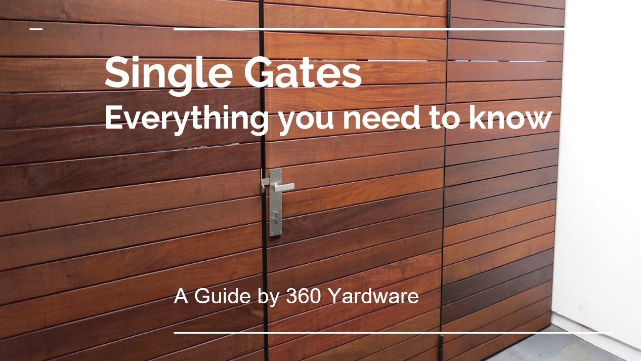 What hardware to choose for single gates