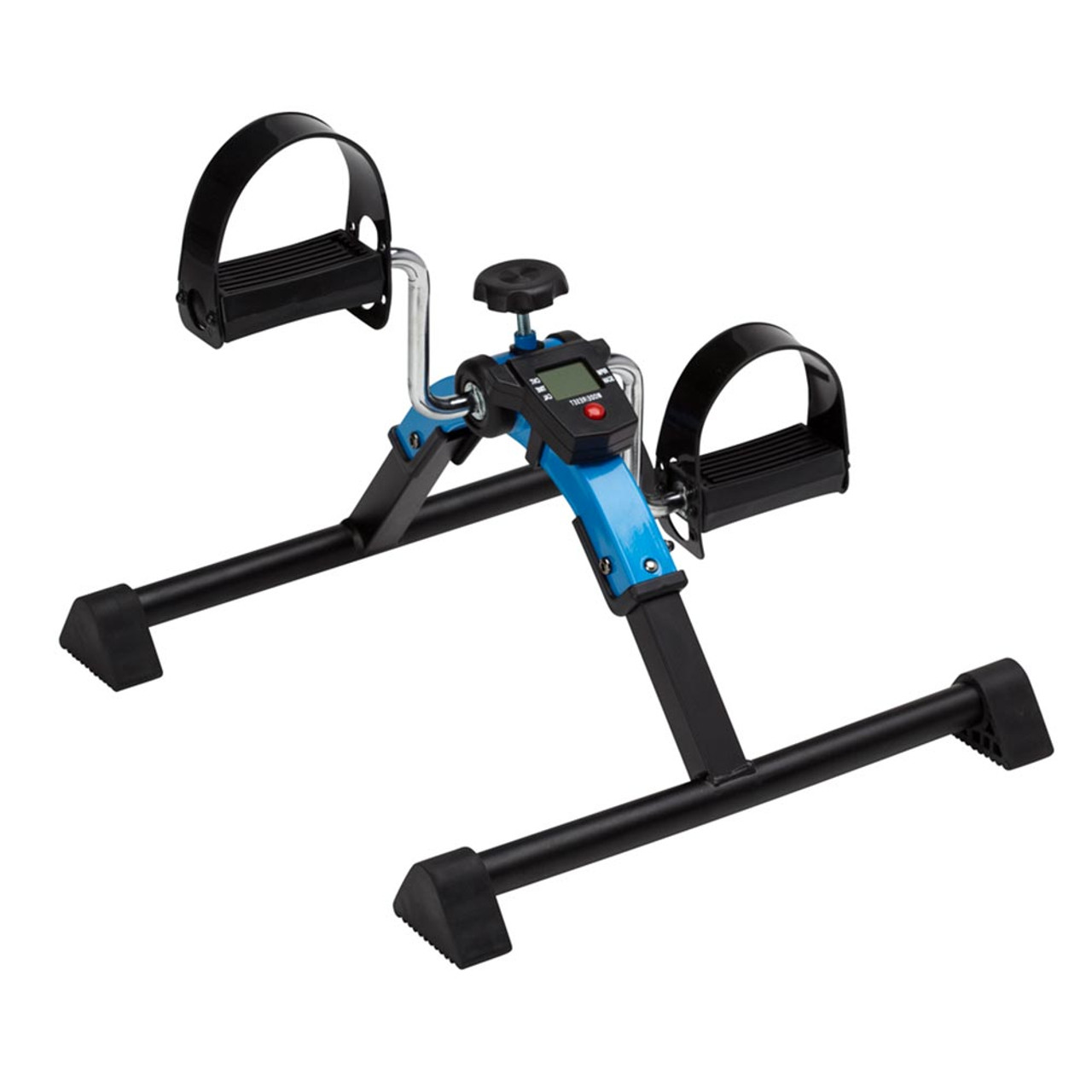 Folding Digital Pedal Exerciser DADPE1 Blue