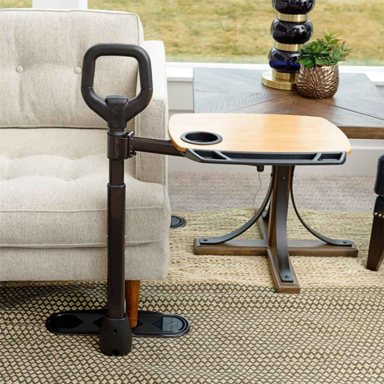 Couch Swivel Tray with Cane CSACT1 Lounge