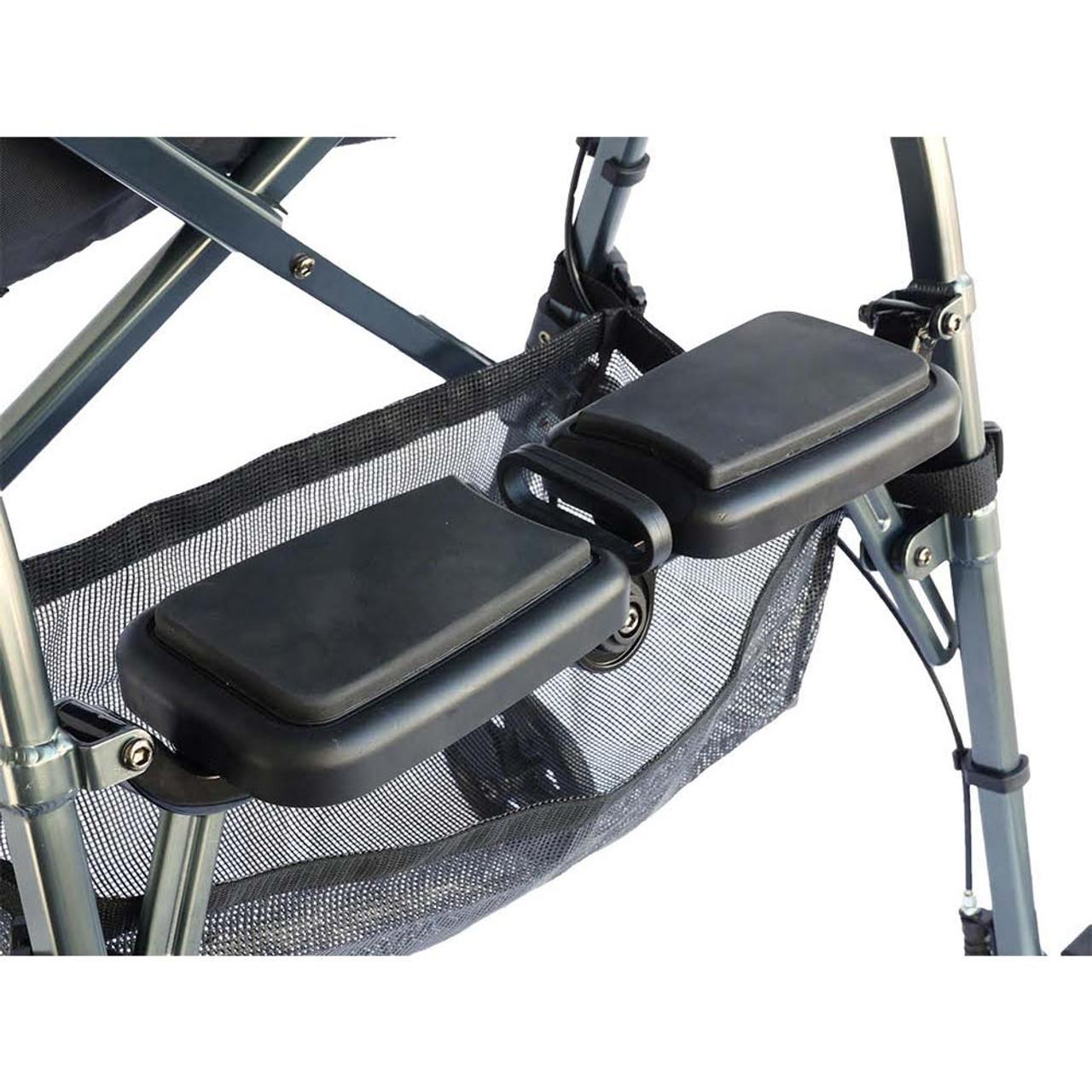 Portable Folding Mobility Walker MWPFL1  Seat