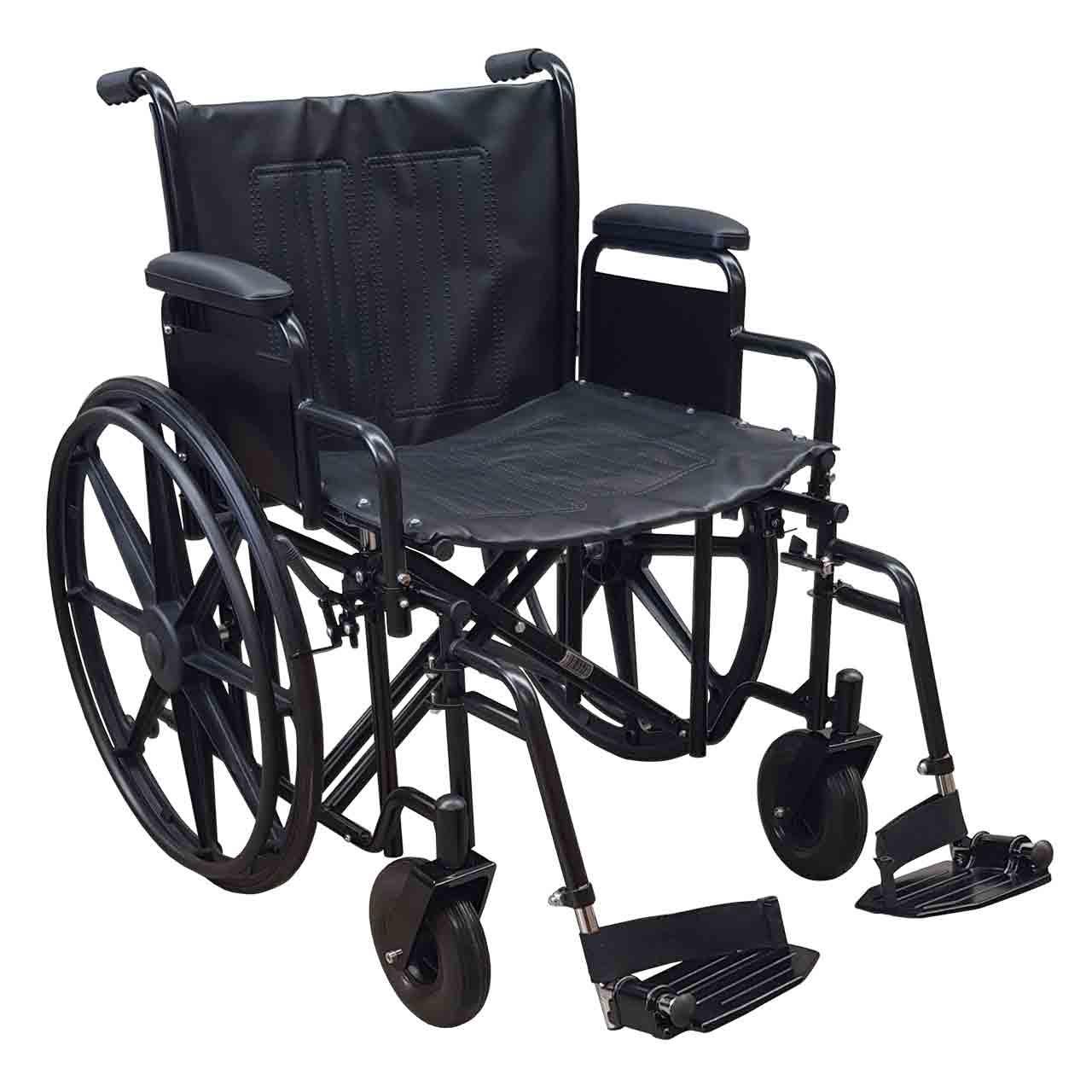 AJM Bariatric Wheelchair 180kg Classic SP222