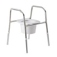 Stainless Steel Overtoilet Aid AJ0090