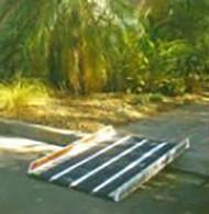 Ramp access decpac edge barrier 150