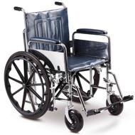 Wheelchair Heavy Duty Care Quip 605