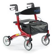 Rollator X Fold Low Seat