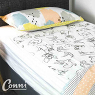 Conni Waterproof Kids Bed Pad