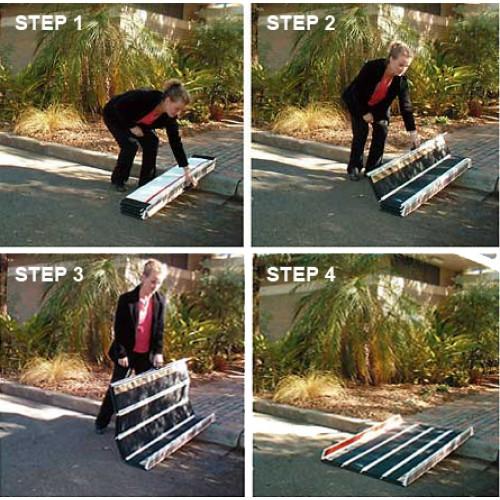 Ramp access decpac senior 120 instructions
