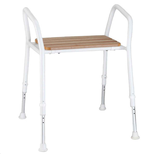 Heavy Duty Modern Shower Stool SSHDA1