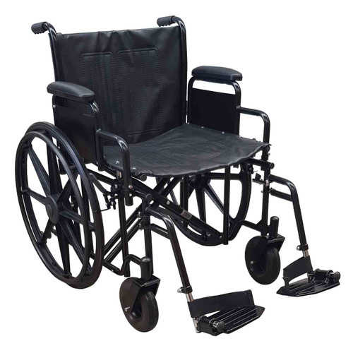 AJM Bariatric Wheelchair 180kg Classic SP222