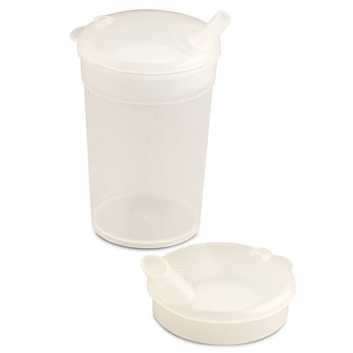 Feeding Cup with Spout Twin Pack