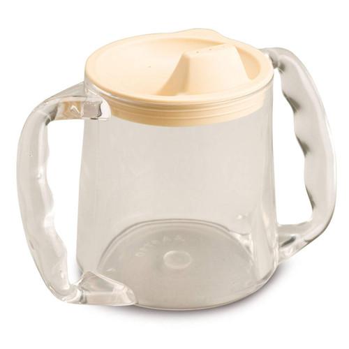 Two Handled Mug Caring CB0030