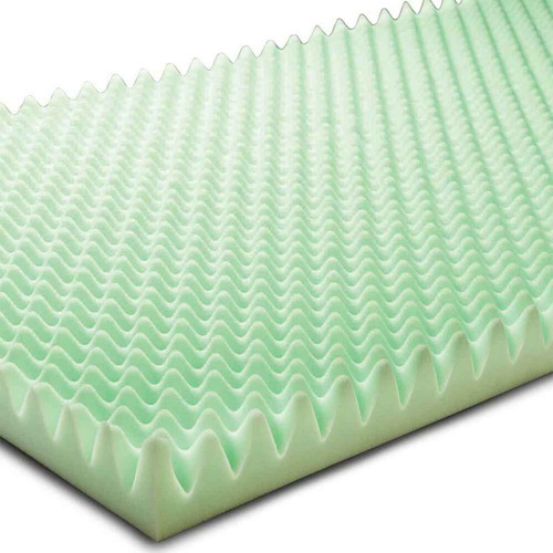 Mattress Static Foam Convoluted Overlay AJM 3112