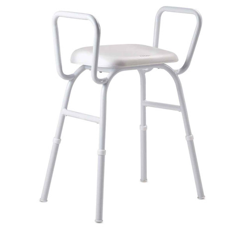 Shower Stool with Arms B4001A