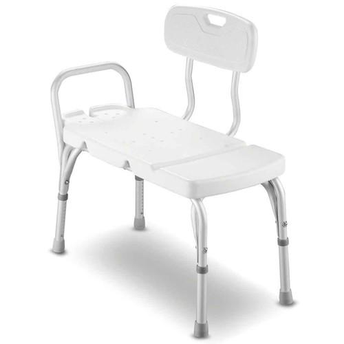 Transfer Bench with backrest AJM B5910