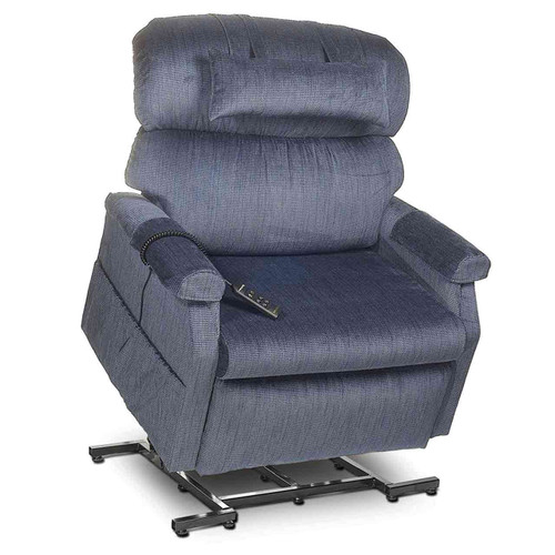 Electric Lift Chair Wide 8120 Comforter Raised