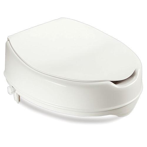 Toilet Seat Raiser - Savanah Deluxe - B1108L