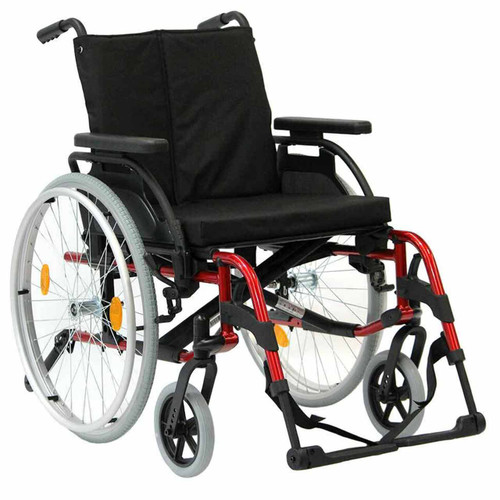 Lightweight Wheelchair Breezy BasiX 2 NC0460
