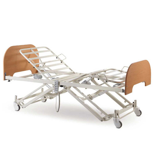 Hospital Bed Eurocare Jacaranda Raised Head & Knee Section